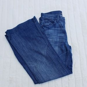 7 for all Mankind Ginger flare leg Jeans size 29